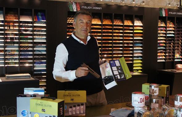 Giancarlo Rabuffo CEO MuchColours